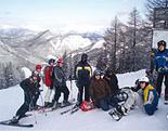 lyžování v jeseníkách